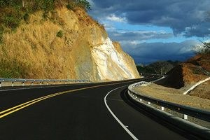 Driving in Costa Rica Pic