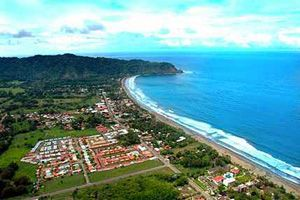 Jaco Arial View 1